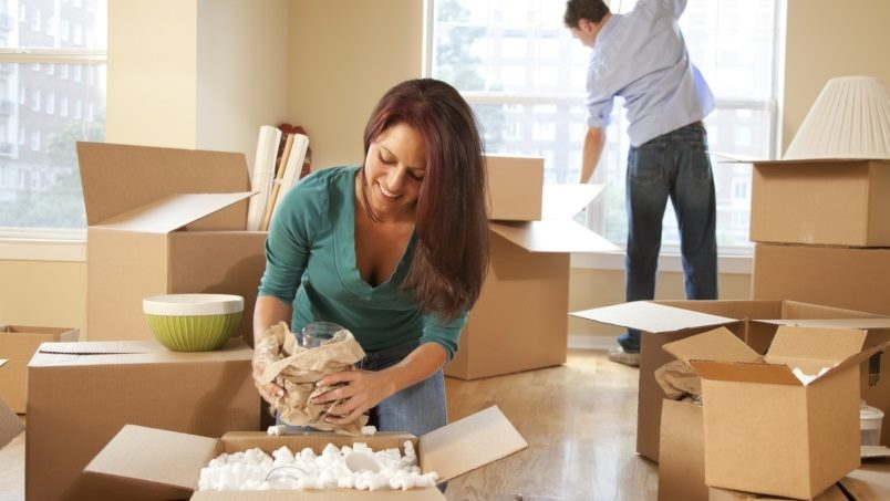 3 Common Mistakes People Make When They Move House